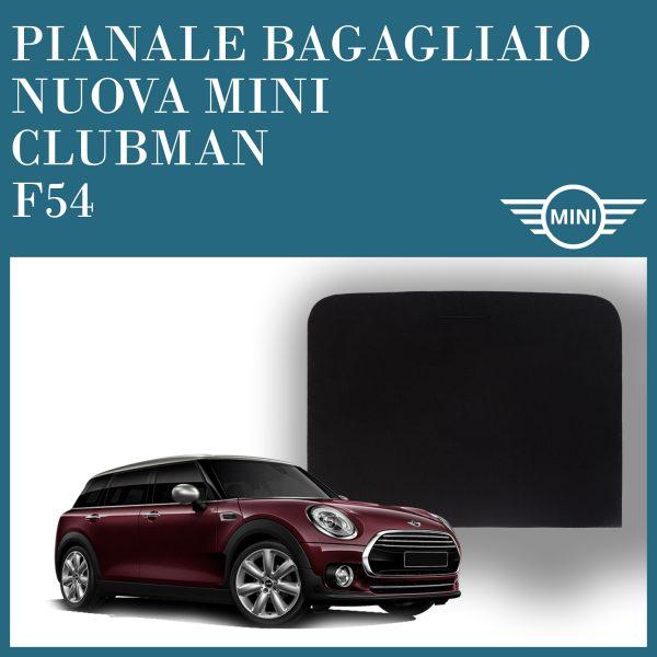 Pianale Baule Mini Clubman F54