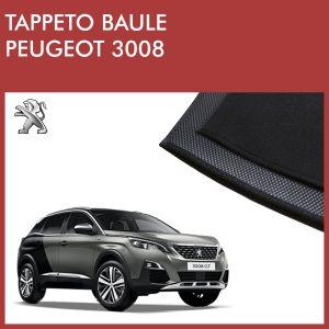 Tappeto Baule Double Face Peugeot 3008