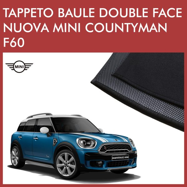 Tappeto Baule Double Face Nuova Mini Countryman F60
