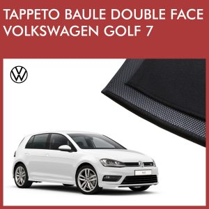 Tappeto Baule Double Face Volkswagen Golf 7
