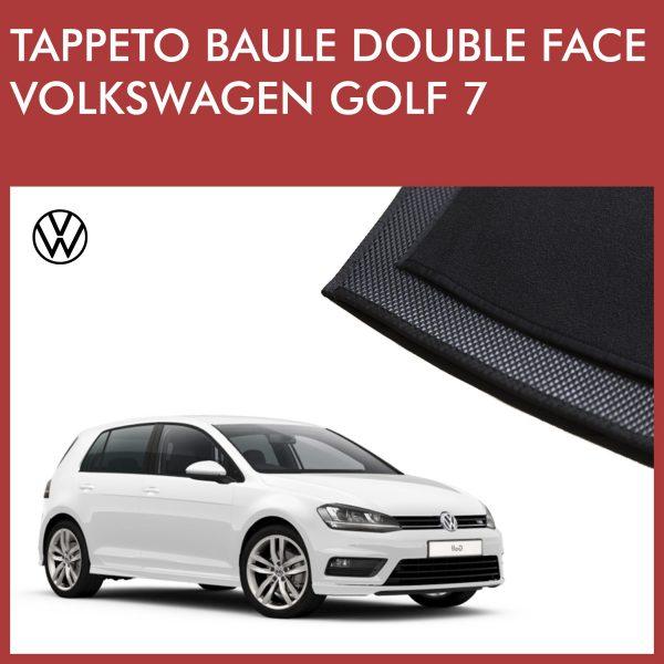 Tappeto Baule Double Face Volkswagen Golf 7