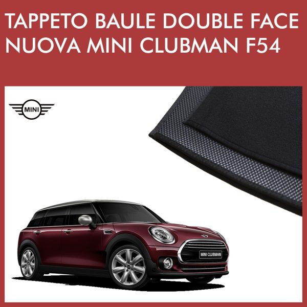 Tappeto Baule Double Face Mini Clubman F54 (4)