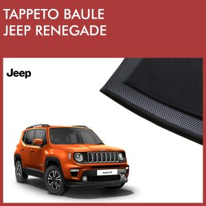 Tappeto Baule Double Face Jeep Renegade