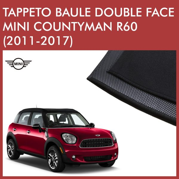 Tappeto Baule Double Face Mini Countryman R60